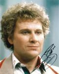 Colin Baker as the Doctor Signed 10 x 8 Photograph #p35